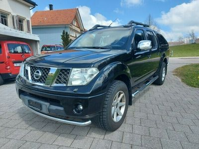 gebraucht Nissan Navara Double Cab LE 2.5 dCiA 4WD
