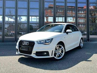 gebraucht Audi A1 A1 Sport S-Tronic S-Line, 185 PSSport S-Tronic S-Line, 185 PS