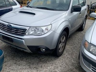 gebraucht Subaru Forester 2.0D X Swiss Special