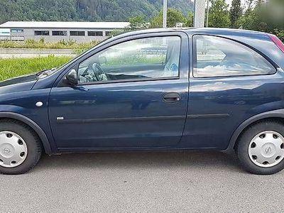 gebraucht Opel Corsa C12
