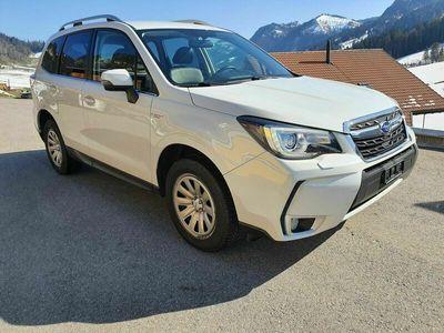 gebraucht Subaru Forester Forester 2.0XT Sport Lineartronic2.0XT Sport Lineartronic