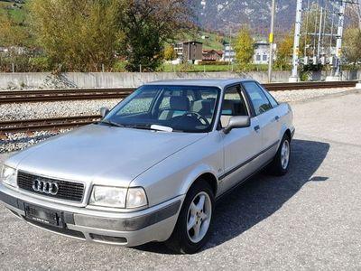 gebraucht Audi 80 Youngtimer zum erschwinglichen Preis