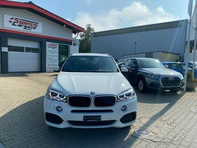 gebraucht BMW X5 xDrive 25d Steptronic M Paket