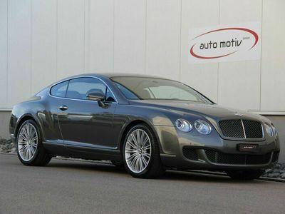 gebraucht Bentley Continental GT Speed 6.0 *VOLL*610-PS*