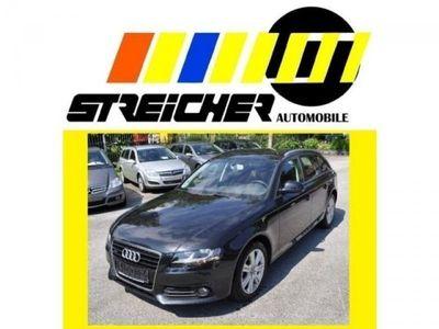 gebraucht Audi A4 Avant 3.0 TDI quattro Attraction NAVI LEDER
