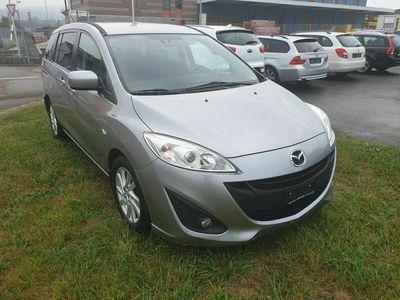gebraucht Mazda 5 2.0 16V Exclusive