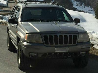 gebraucht Jeep Grand Cherokee Grand Cherokee 4.7 V8 Limited4.7 V8 Limited