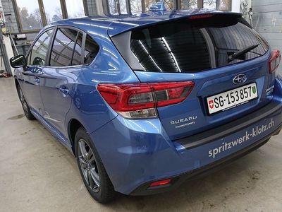 gebraucht Subaru Impreza 2.0i e-Boxer Swiss Plus AWD CVT