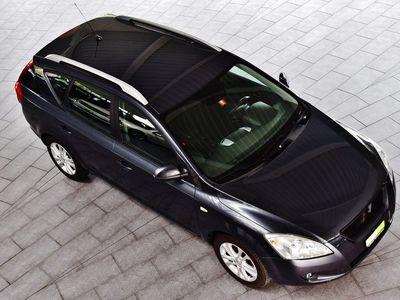 gebraucht Kia cee'd Sporty Wagon 2.0 CRDi Style