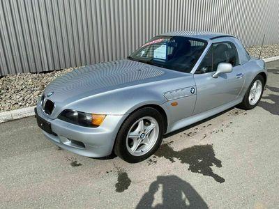 gebraucht BMW Z3 Z3 1.9i Roadster +++ HARDTOP ++ CABRIOLET1.9i Roadster +++ HARDTOP ++ CABRIOLET