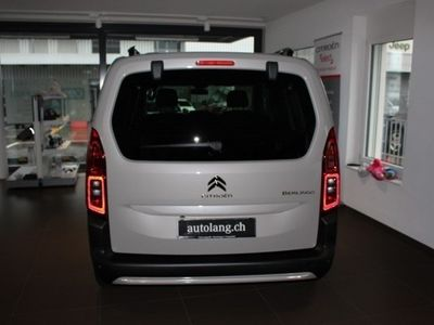 gebraucht Citroën Berlingo 1.5BlueHDi Shine