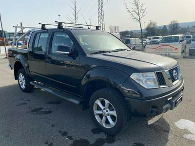 gebraucht Nissan Navara Double Cab LE 2.5 dCi 4WD