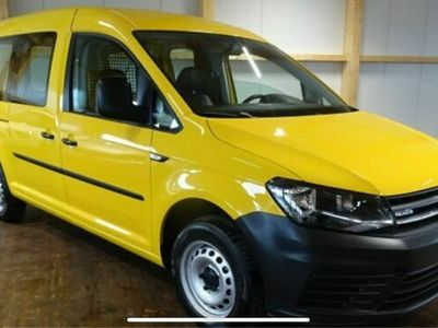gebraucht VW Caddy Maxi 2.0TDI 4Motion BlueMotion Techn. DSG