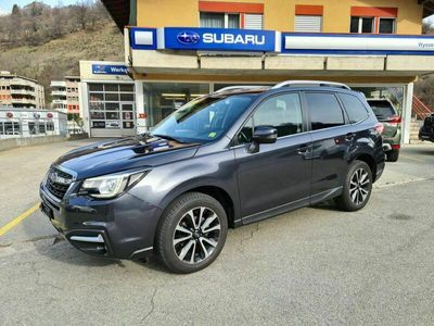 gebraucht Subaru Forester Forester Station 2.0 ExecutiveStation 2.0 Executive