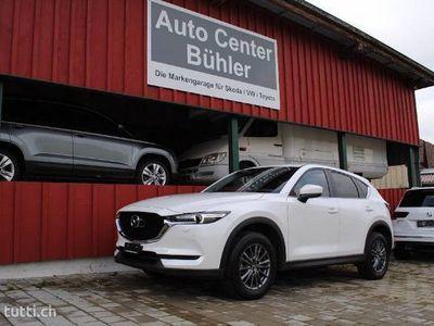 gebraucht Mazda CX-5 SKYACTIV-G 160 Ambition AWD