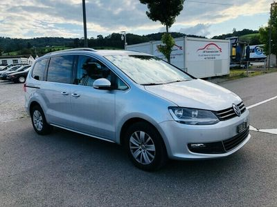gebraucht VW Sharan 2.0 TDI BMT Comfortline DSG