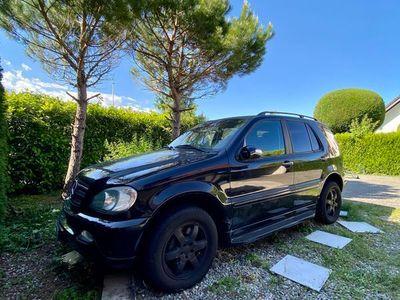 gebraucht Mercedes ML500 M-KlasseV8 Final Edition
