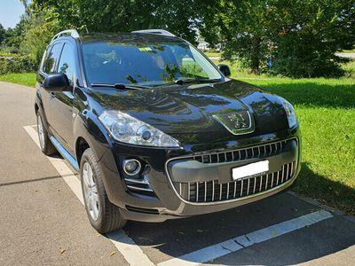 gebraucht Peugeot 4007 2.2HDI LION EDITION mit 89.000km