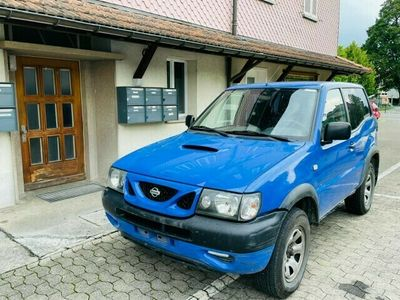 gebraucht Nissan Terrano 2.7 TD Adventure Hardtop