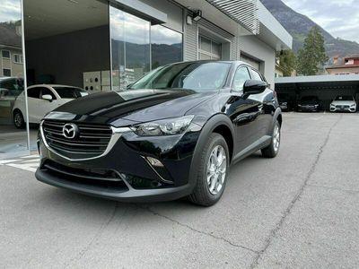 gebraucht Mazda CX-3 SKYACTIV-G 121 Ambition FWD