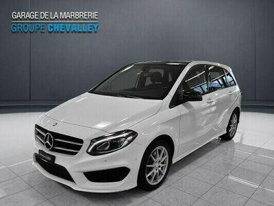 gebraucht Mercedes B220 CDI AMG Line