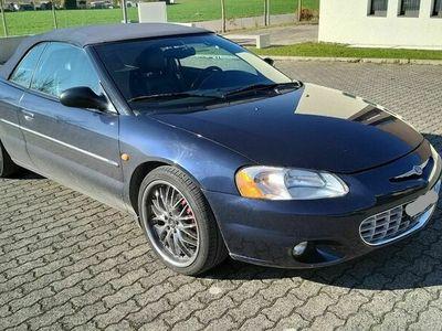 gebraucht Chrysler Sebring Cabriolet Sebring 2.7 Cabrio 2.7