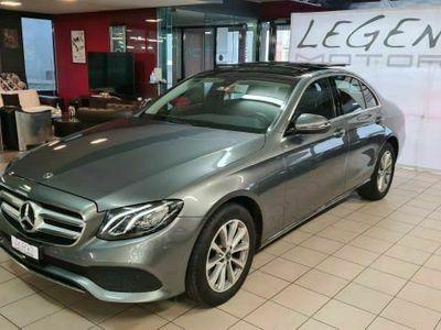 gebraucht Mercedes E220 Avantgrde 4Matic 9G-Tronic