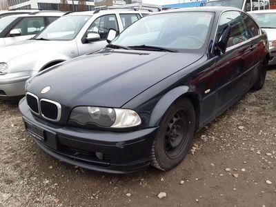 gebraucht BMW 320 3er Ci Coupé