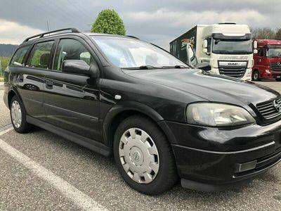 gebraucht Opel Astra Günstiger Kombi mit MFK Juni 2020