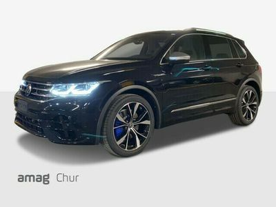 gebraucht VW Tiguan Tiguan 2.0TSI R 4Motion DSG2.0TSI R 4Motion DSG