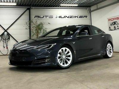 gebraucht Tesla Model S 90 D Allrad 525PS Free Supercharging