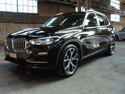 gebraucht BMW X5 xDrive 30d xLine Steptronic