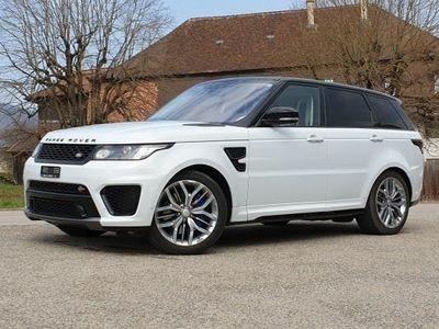 gebraucht Land Rover Range Rover Sport Sport RR 5.0 SVR