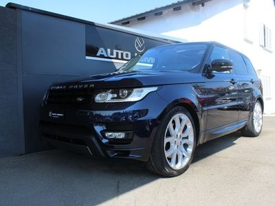 gebraucht Land Rover Range Rover Sport 5.0 V8 SC HSE Dynamic Automatic