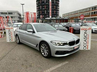 gebraucht BMW 520 i Sport Line 184PS Steptronic-Autom.