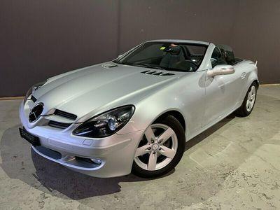 gebraucht Mercedes SLK280