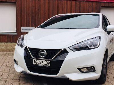 gebraucht Nissan Micra IG-T100 Xtronic N-Connecta Winter Paket