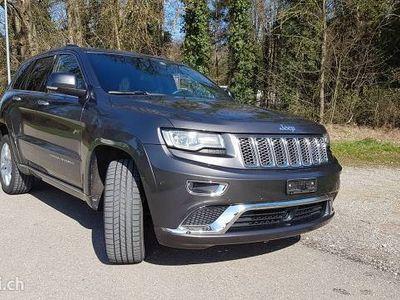 gebraucht Jeep Grand Cherokee Summit, frisch ab MFK