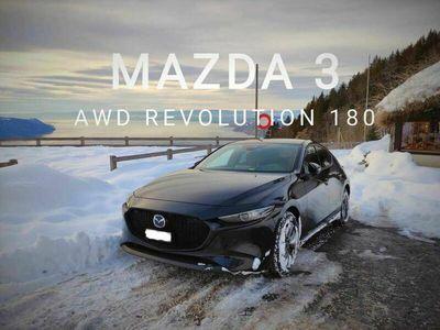 gebraucht Mazda 3 Hatchback 2.0 180 Revolution AWD