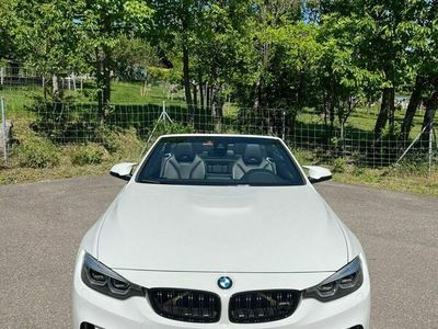 gebraucht BMW M4 Cabriolet 4erDrivelogic M Competition