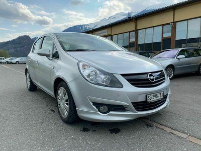 gebraucht Opel Corsa 1.7