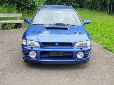 gebraucht Subaru Impreza 2.0 Turbo