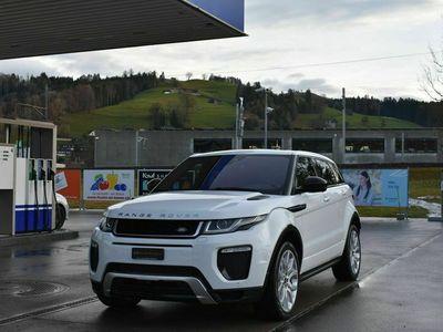 gebraucht Land Rover Range Rover evoque 2.0 Si4 HSE Dynamic AT9 *CH-Fahrzeug**Facelift*