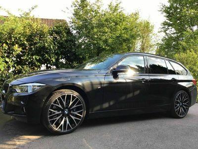 gebraucht BMW 340 3er i xDrive Touring M Sport Steptronic