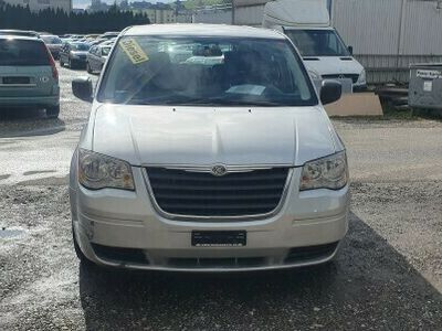 gebraucht Chrysler Grand Voyager 2.8 CRD Limited Automatic