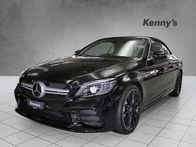 gebraucht Mercedes C43 AMG AMG 4matic Cabriolet