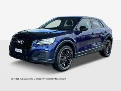 gebraucht Audi Q2 35 TDI quattro Design S-tronic