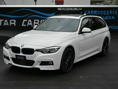 gebraucht BMW 340  i xDrive Touring Edition M Sport Steptronic