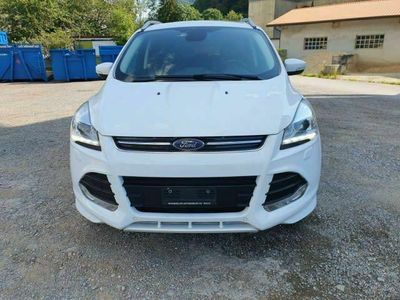 gebraucht Ford Kuga 2.0 TDCi Titanium S 4WD PowerShift
