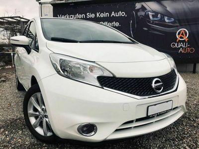 gebraucht Nissan Note 1.2 DIG-S acenta CVT